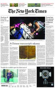 International New York Times - 14 June 2018