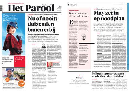 Het Parool – 19 december 2018