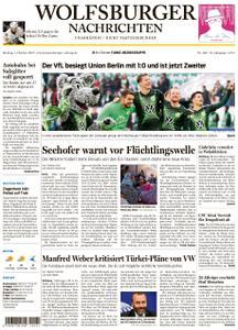 Wolfsburger Nachrichten - Unabhängig - Night Parteigebunden - 07. Oktober 2019