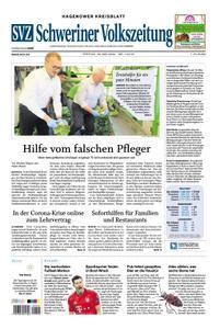 Schweriner Volkszeitung Hagenower Kreisblatt - 29. Mai 2020