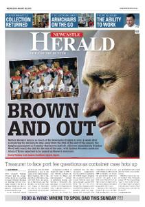Newcastle Herald - August 28, 2019