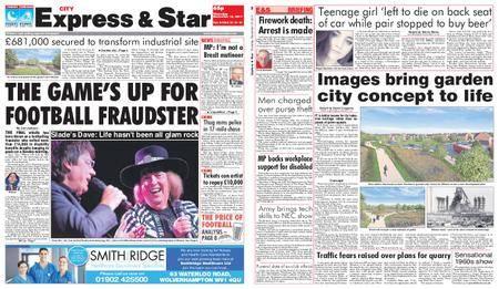 Express and Star City Edition – November 16, 2017