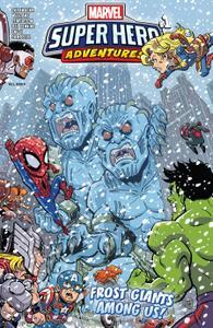 Marvel Super Hero Adventures-Captain Marvel-Frost Giants Among Us! 001 2019 Digital Zone