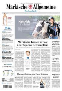 Märkische Allgemeine Westhavelländer - 05. August 2019