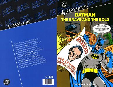 Classici DC - Batman The Brave and the Bold - Volume 4