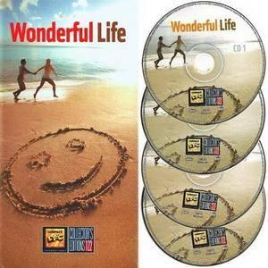 V.A. - Compact Disc Club: Wonderful Life (2011) 4CD Box Set [Repost]