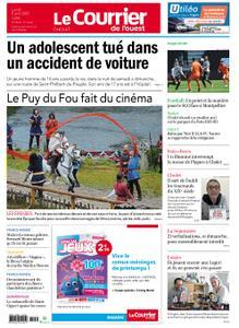 Le Courrier de l'Ouest Cholet – 05 avril 2021