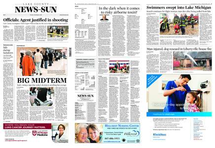 Lake County News-Sun – November 06, 2018