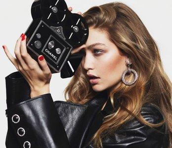 Gigi Hadid by Mert Alas & Marcus Piggott for Vogue Paris March 2016