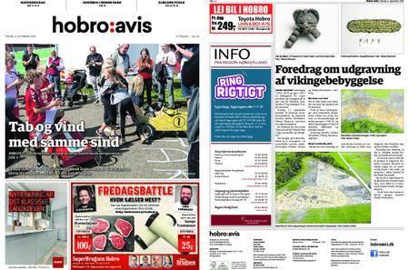 Hobro Avis – 04. september 2018