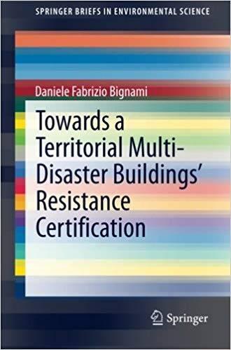 Towards a Territorial Multi-Disaster Buildings' Resistance Certification (Repost)