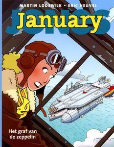 January Jones - 06 - Het Graf van de Zeppelin