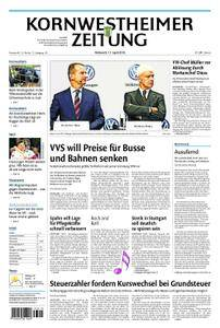 Kornwestheimer Zeitung - 11. April 2018