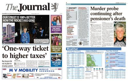 The Journal – August 06, 2019