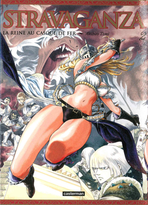 Stravaganza - La Reine au Casque de Fer - Tome 2