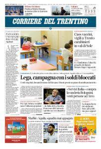 Corriere del Trentino – 04 settembre 2018
