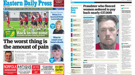 Eastern Daily Press – July 11, 2019