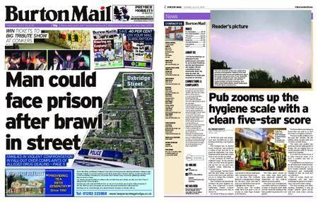 Burton Mail – July 10, 2018