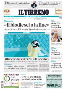 Il Tirreno Livorno - 6 Gennaio 2021