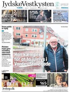 JydskeVestkysten Varde – 30. november 2018