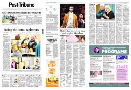 Post-Tribune – May 01, 2019