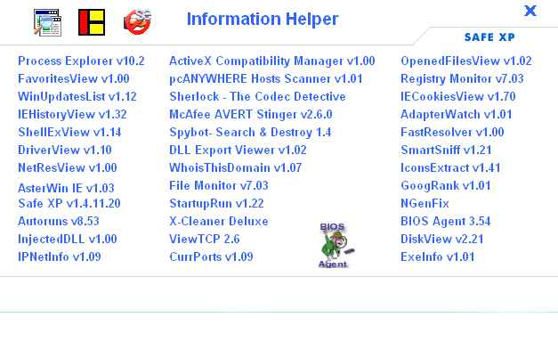 Information Helper