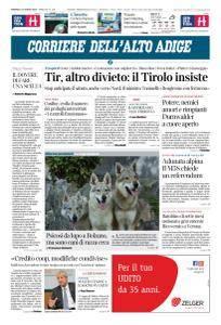 Corriere dell'Alto Adige - 17 Giugno 2018