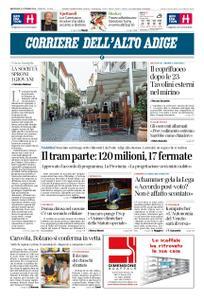 Corriere dell'Alto Adige – 17 ottobre 2018