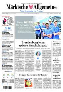 Neue Oranienburger Zeitung - 07. August 2019