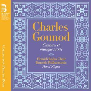 Flemish Radio Choir, Brussels Philharmonic & Hervé Niquet - Gounod: Cantates et musique sacrée (2018)