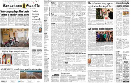 The Texarkana Gazette – September 19, 2019
