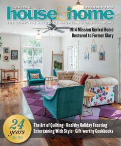 Houston House & Home - November 2018