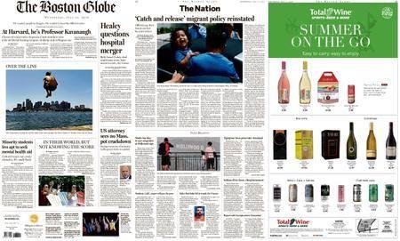 The Boston Globe – July 11, 2018
