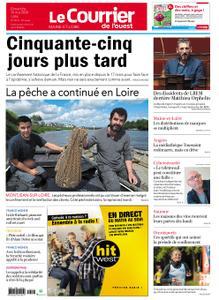 Le Courrier de l'Ouest Cholet – 10 mai 2020