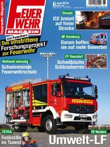 Feuerwehr-Magazin - Mai 2019
