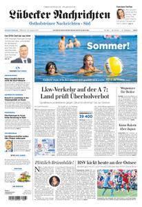 Lübecker Nachrichten Ostholstein Süd - 30. August 2017