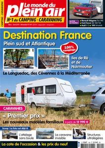 Le Monde du Plein-Air - avril/mai 2019