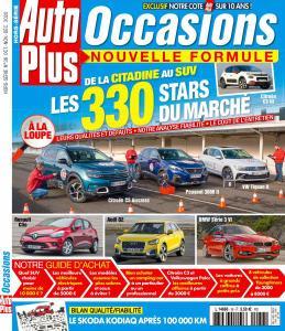 Auto Plus Occasions - Octobre-Décembre 2020