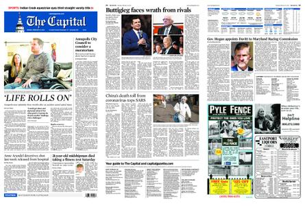 The Capital – February 10, 2020