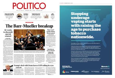 Politico – May 02, 2019