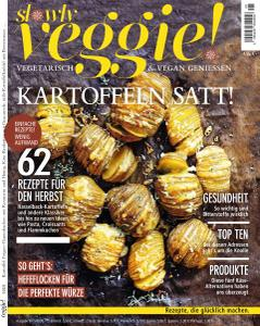 Slowly Veggie Germany - Nr.5 2020