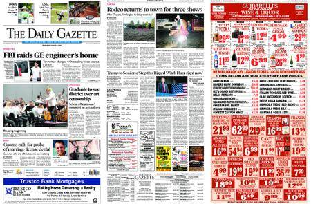 The Daily Gazette – August 02, 2018
