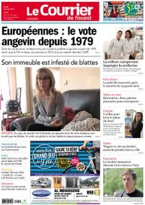 Le Courrier de l'Ouest Angers – 23 mai 2019