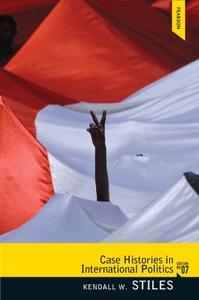 Case Histories in International Politics [Repost]