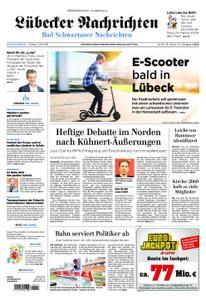 Lübecker Nachrichten Bad Schwartau - 03. Mai 2019