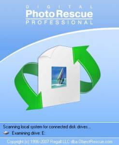 Digital PhotoRescue Professional v4.5.1.199