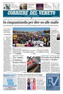 Corriere del Veneto Venezia e Mestre - 22 Marzo 2019