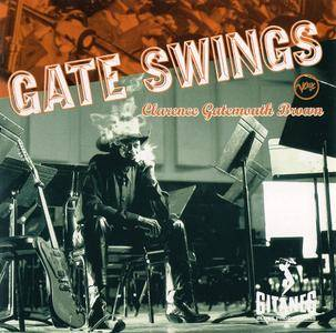 Clarence 'Gatemouth' Brown - Gate Swings (1997)