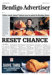 Bendigo Advertiser - June 2, 2020