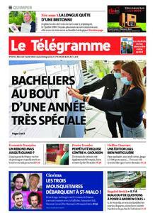 Le Télégramme Quimper – 07 juillet 2021